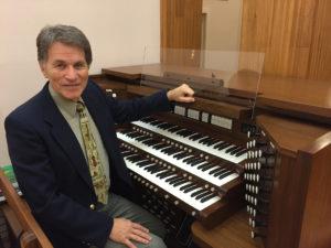Donny Monk Owner, Allen Organs of the Emerald Coast