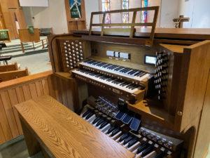 G230DK at Good Shepherd Lutheran Church in Shalimar, FL